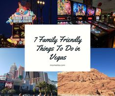7 Family Friendly Things To Do In Vegas Camping With Kids, Travel With Kids, Family Travel, Family Friendly Resorts, Travel Tips, Travel Ideas, Traveling With Baby, What To Pack, Work From Home Moms