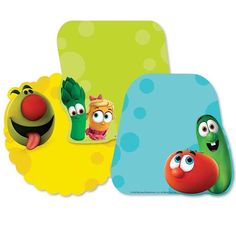 Welcome To Veggietales Com The Mobile Edition Kid