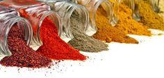 Orientaliska kryddblandningar