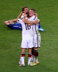 Bastian Schweinsteiger Photos: Germany v Argentina