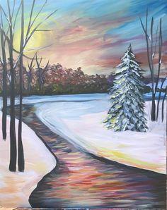 Amanda- Winter Creek