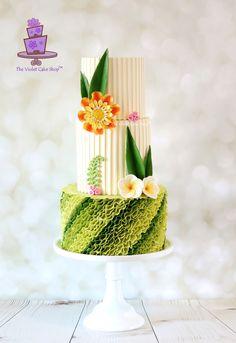The Violet Cake Shop - Modern Tropical Seaside - CDSM - IMG_8602 - iv - wm