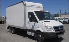 dodge sprinter box truck for sale
