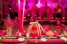 Wedding Planner in NYC Tessler Events - Award winning New York City party and event production.