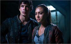 Bellamy x Raven