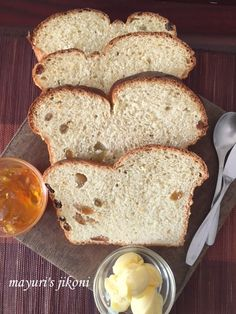 Mayuri's Jikoni: 624. Irish Freckle Bread#BreadBakers