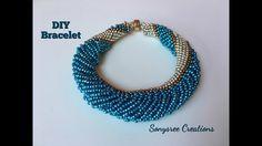 How to make Dutch Spiral Bracelet