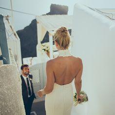 #Love and #Romance! #Santorini Photo credits: @darkhorsecollective