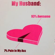 A funny Valentine's Day card