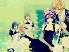 Anime similar to kaichou wa maid-sama yahoo dating