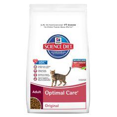 Hill's® Science Diet® Optimal Care Adult Cat Food | Dry Food | PetSmart