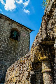 Monasterio de Sao Martinho de Crasto en Ponte da Barca | Turismo en Portugal (shared via SlingPic)
