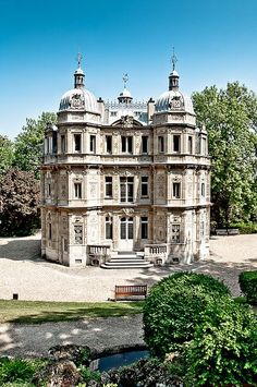 Monte Cristo Castle - Alexandre Dumas' Estate in Marly le Roi, France