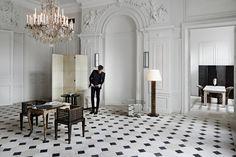 サンローラン、エディ・スリマン手掛ける「ホテル・セネクテレ」の一部公開 | Fashionsnap.com