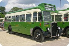 Vintage Buses for Hire Service in Weston-super-Mare for Wedding or private Hire with Crosville Motors