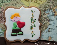 gingerbread, icing