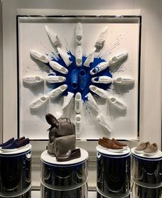 RetailStoreWindows: Tods, Milan Visual Merchandising, 10 Corso Como, C Wonder, Fortnum And Mason, Damien Hirst, Exhibition, Ben Sherman, Matches Fashion, John Varvatos