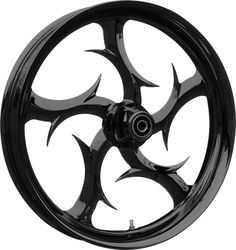 I quite prefer this finish color for this Rims For Cars, Rims And Tires, Wheels And Tires, Car Wheels, Custom Harleys, Custom Motorcycles, 4x4 Ford Ranger, Car Paint Jobs, Black Wheels