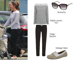 Kate Middleton shopping style