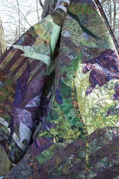 Leaves by Marilyn Farquhar
