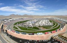 Las Vegas Motor Speedway, Las Vegas NV - Seating Chart View - We have Tickets to all races at LVMS!