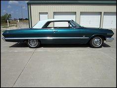 1963 Chevrolet Impala SS Coupe
