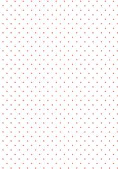 Mini Dot Pink | Cath Kidston classic polkadot print design