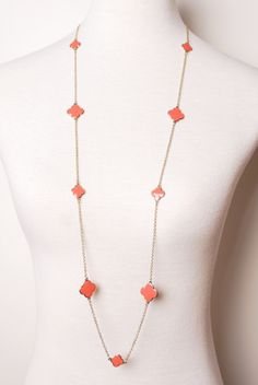 Coral Springs Necklace