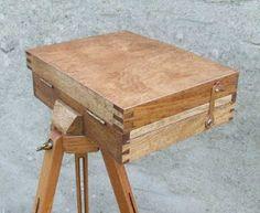 Journey into Art: Pochade box.