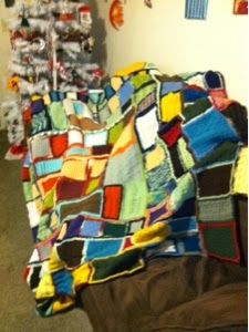 Treasures Made From Yarn: It is Almost Done!
