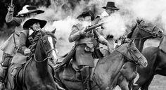 Royalist Cavalry of the English Civil War Society 1642 to 1651 - 17th Century England Scotland Wales and Ireland sword horse gun powder smoke cavaliers battle skirmish fight
