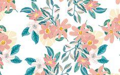 springfloral desktop wallpaper designlovefest p a t t e r n s