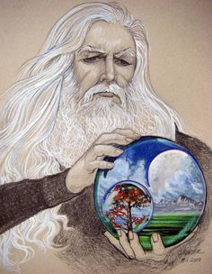 Winds of Change Wizard by HouseofChabrier on DeviantArt