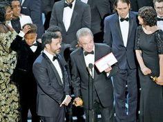 Caos histórico corona los momentos notables del Oscar
