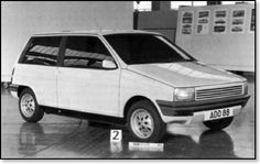 OG | BLMC / Austin Metro - ADO 88 | Proposal from 1975