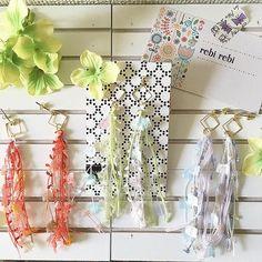 すっごく可愛くてしかもカンタン!アヴリルの糸で作れる小物アイディア♪ ページ1 | CRASIA(クラシア)                                                                                                                                                     もっと見る