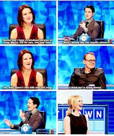 8 out of 10 cats does countdown, Jimmy Carr, Sean Lock, Susie Dent, Rachel Riley British Sitcoms, British Comedy, Haha Funny, Hilarious, Stupid Funny, Funny Stuff, Sean Lock, Susie Dent, Jon Richardson