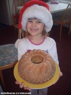 JEMNÁ BÁBOVKA SE ŠLEHAČKOU -rychlorecept od ID2463 Cake, Desserts, Food, Tailgate Desserts, Deserts, Food Cakes, Eten, Cakes, Postres