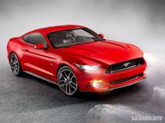 Ford Mustang será o carro oficial da CES  » www.salaodocarro.com.br/previas/ford-mustang-carro-oficial-ces.html