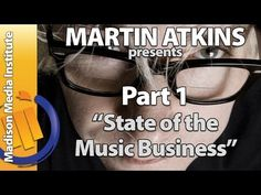 ▶ Martin Atkins - State of the Music Business (Lecture 1) - YouTube