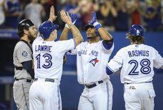 Toronto Blue Jays beat Seattle Mariners 8-3 #baseball #MLB