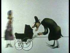 Monty Python - one of the famous cartoons The good ole days. When you didn't have to allways be politically correct.