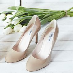 Your Highness's (L.K.Bennett) heels. Bow down.
