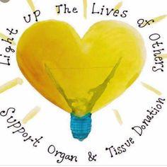 Donate Life! ♻