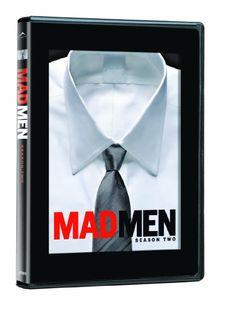 Mad Men: The Complete Second Season: Amazon.ca: Jon Hamm, Elisabeth Moss, Vincent Kartheiser, January Jones, Christina Hendricks, Aaron Stat...