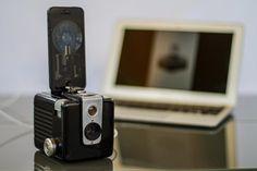 Upcycling Vintage Cameras Into Smartphone Docks - Lomography