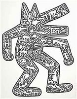 Find the latest shows, biography, and artworks for sale by Keith Haring. Bridging the gap between the art world and the street, Keith Haring rose to prominen… Arte Pop, Pop Art, Modern Art, Contemporary Art, Keith Haring Art, Ecole Art, Doodles Zentangles, Art Plastique, Famous Artists