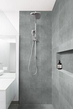 - Lilly is Love Bathroom Goals, Bathroom Spa, Grey Bathrooms, Budget Bathroom, Modern Bathroom, Small Bathroom, Washroom, Master Bathroom, Countertop Basin