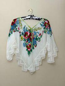 yepyeni Bluz Modelleri ve Kalıpları Knitting Patterns, Sewing Patterns, Kleidung Design, Blouse Models, Dress Models, Diy Fashion, Fashion Design, Lace Dress Black, Black Blouse