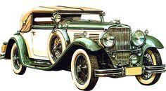 Old Car, Vintage, Transport, Machine